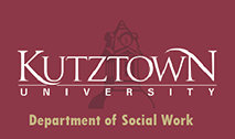 Kutztown University Department of Social Work