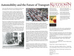 Automobility and the Future of Transport