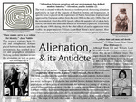 Alienation, and its Antidote