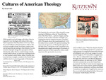 Cultures of American Theology by Evan Colon