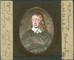 John Milton. Portrait from an old friend. Life of Milton.
