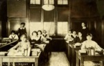 Library Class at Work by Keystone State Normal School, and W. W. Deatrick
