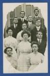 Philo Speakers, November 20, 1909 by Keystone State Normal School